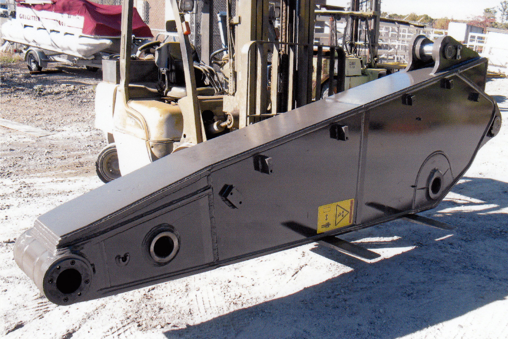 After-EC-460-Excavator-Stick
