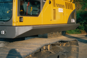 Volvo Excavator Windshield Guard EC330B